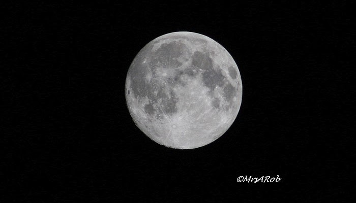 it's all about me; super moon